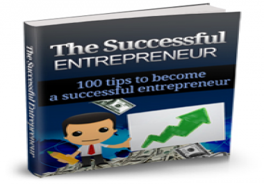 Give You The Successful Entrepreneurs Ebook