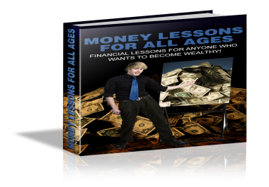 Send eBook About Money Lessons For All Ages