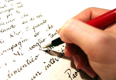 write an essay about any subject in English/Spanish/Catalan