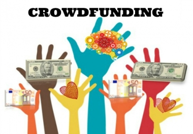 help you crowdfund anything in 24 hours