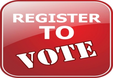 give 100 signup or registration with email confirmation votes, captcha, different ips