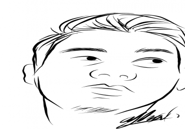 Draw simple outline style from your picture