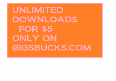give you unlimited downloads