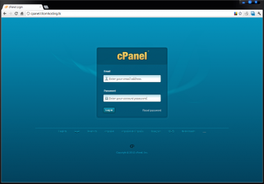 Setup cPanel email accounts for business branding