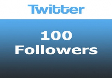 Give You 300 Real Twitter Followers or 300 Twitter Tweet or 300 Twitter Likes/Favorite