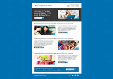 do psd to mailchimp email template