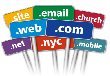 give you a domain name