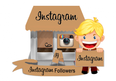 provide over 500 Instagram Followers to your account - High Quality, Permanent and Real People