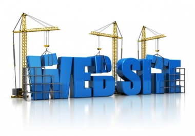Tell you a site to create a website for just 20 minutes
