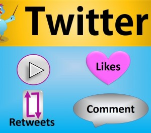 Get Instant 200+ Twitter Followers or 250+ Re-tweets or 500+ Favorites/Likes  or 20,000 Video Views,  Real & Active Users non drop  Guaranteed