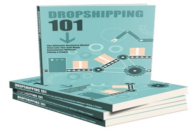 Send You ebook about Dropshipping +Bonus