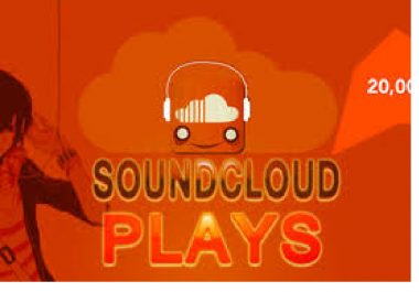 add 1 million  soundcloud play