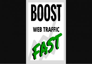 Drive 6000 REAL HUMAN TARGETED TRAFFIC
