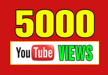 promote your Youtube video to 5000 viewers