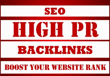 provide you 10 PR-9 & DA-70+ backlinks with max. indexer rate.