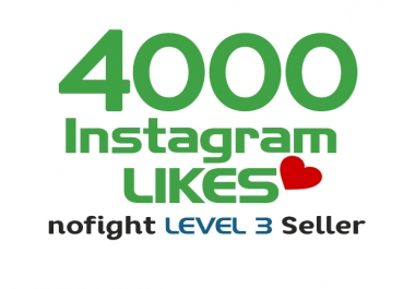 add 4000 instagram likes or 2000 instagram followers in 72 hours