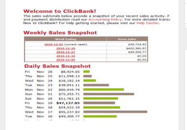 send 500 REAL human traffic to your clickbank affiliate link