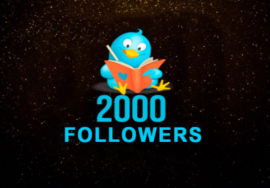 add 2000 twitter followers or 1500 retweets/favorites in 48h