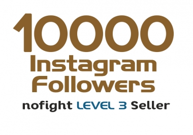 add 10000 HQ instagram followers