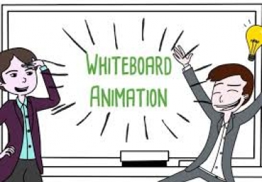 Design Professional and Awesome Whiteboard Video