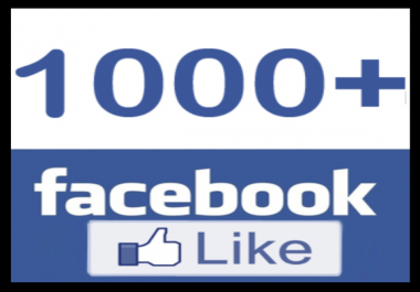 add 1000 facebook likes