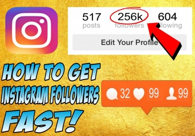 add 2000 instagram real likes or 1000 instagram real followers in 48 hours for $5 by using smart strategies.
