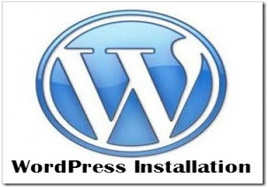 set up your WordPress blog using the theme and plugins that you provide
