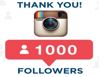 Add Instant 500 Real Instagram Followers or 1000 Likes or 50 Comments
