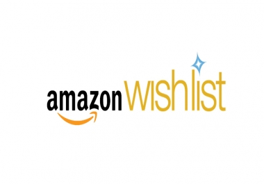 do 200 wishlist for amazon product ranking