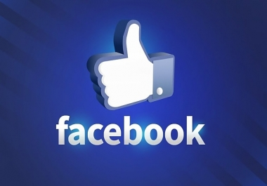Add 100+ Real Genuine Facebook Fan Page Likes