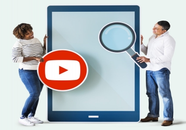 give you 1000 High Retention YouTube Views