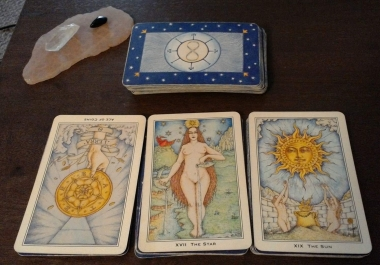 Give a 3 card Yes or No Tarot Card Reading