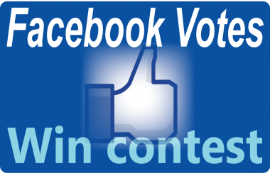 provide 125 Real USA Facebook votes Or Any Contest Voting Website