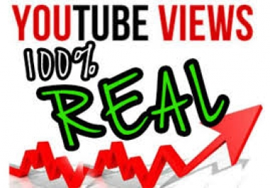 Give you 1500 youtube video views+20 youtube likes