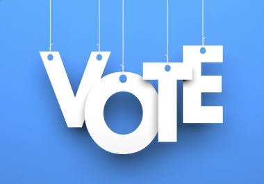 give 120 Online Contest Real Voting