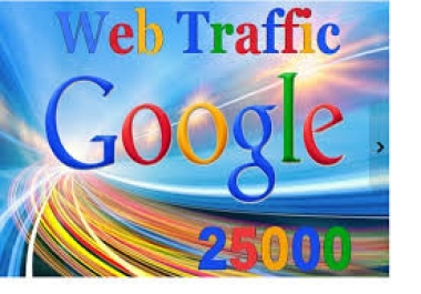Get Your Website 25,000 Quality Targeted Webtraffic