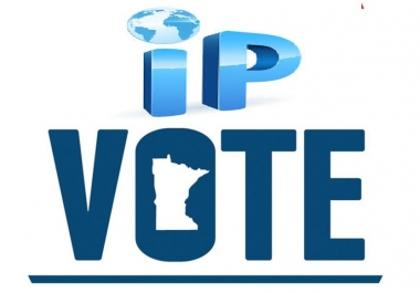 Get 60 Unique IP votes (Targeted Country)
