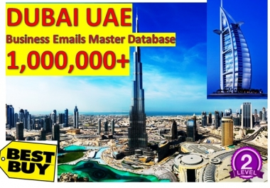 Provide 10,00,000 UAE Emails Database And Yellow Pages,Extracting Tool,Tips