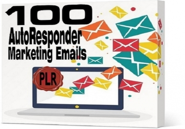 Give you 100 Internet Marketing Auto responder Email Series