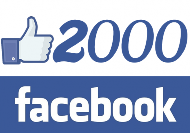 Add 200 Facebook likes for pages for