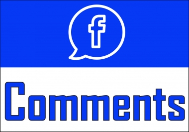 Give 100 Facebook Custom Comments