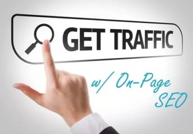 Give create well designed blog , create it mobile app and give you 30,000 blog view a month