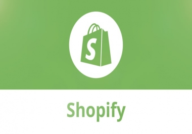 make Shopify ecommerce online store