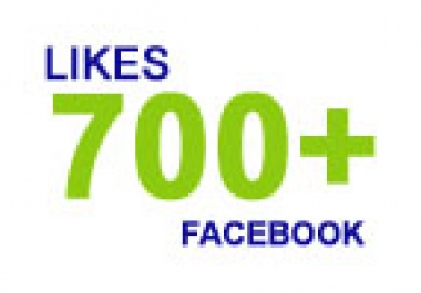 send 700+ real human likes facebook without admin access to your fan page