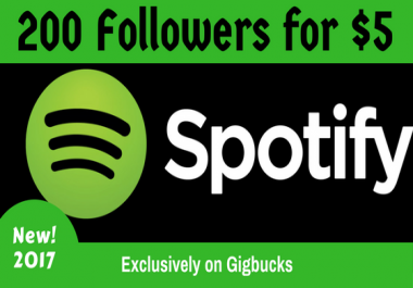 Promote Your Account to Get 200 Real Spotify Followers