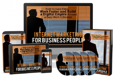 Give You Plr Package Internet Marketing For Business People
