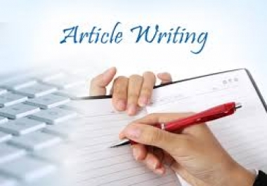 write a well-researched 500-word article or blog post