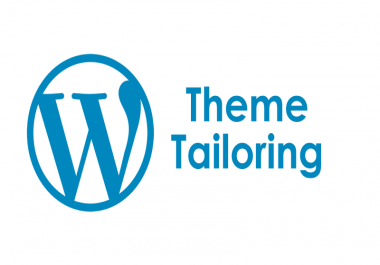 tailor your theme