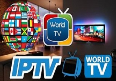 give 1 Month UK/USA IPTV  Subscription