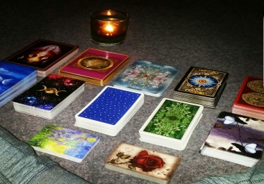 Provide a card reading